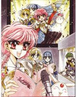 BUY NEW magic knight rayearth - 118788 Premium Anime Print Poster