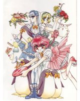 BUY NEW magic knight rayearth - 118943 Premium Anime Print Poster
