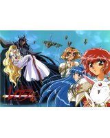 BUY NEW magic knight rayearth - 12195 Premium Anime Print Poster