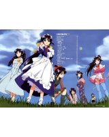 BUY NEW mahoromatic - 37864 Premium Anime Print Poster