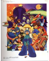 BUY NEW megaman - 10505 Premium Anime Print Poster