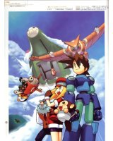 BUY NEW megaman - 10506 Premium Anime Print Poster