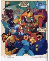 BUY NEW megaman - 10520 Premium Anime Print Poster