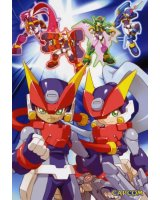BUY NEW megaman - 134366 Premium Anime Print Poster