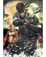 BUY NEW metal gear solid - 119743 Premium Anime Print Poster