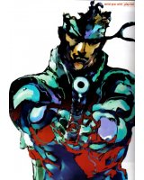 BUY NEW metal gear solid - 15169 Premium Anime Print Poster