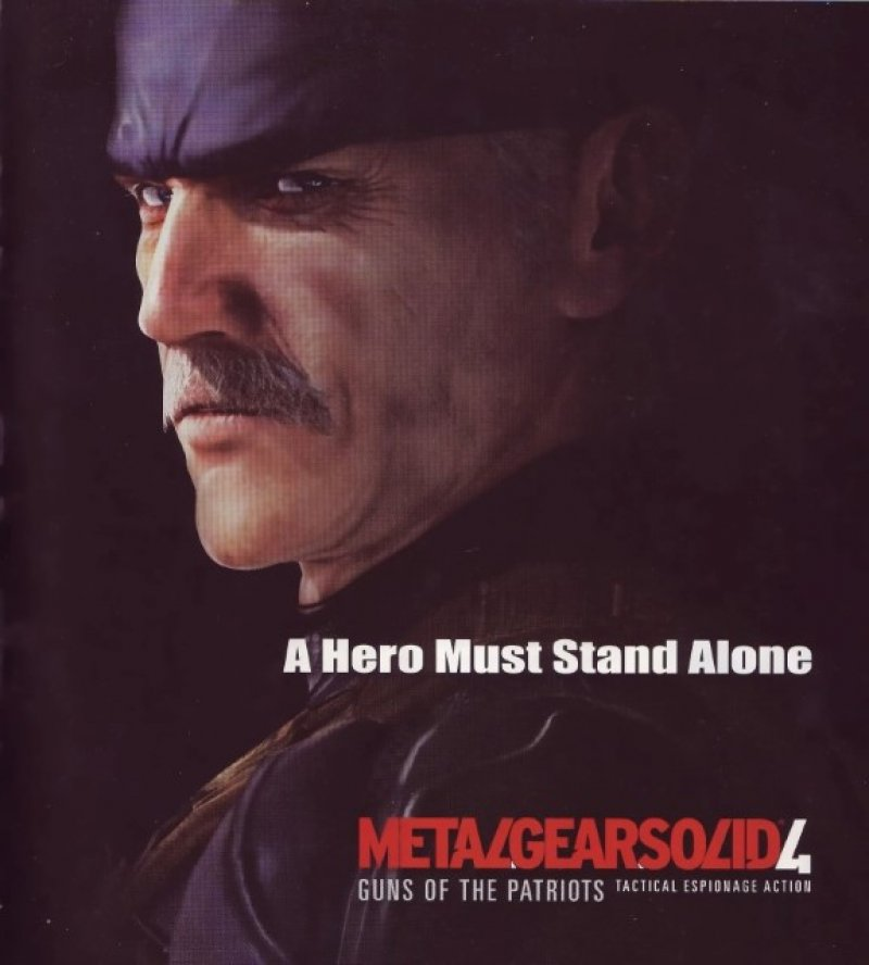 BUY NEW metal gear solid - 185675 Premium Anime Print Poster