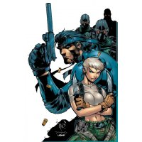 BUY NEW metal gear solid - 19002 Premium Anime Print Poster