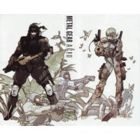 BUY NEW metal gear solid - 19200 Premium Anime Print Poster