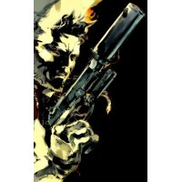 BUY NEW metal gear solid - 2605 Premium Anime Print Poster