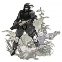BUY NEW metal gear solid - 44905 Premium Anime Print Poster