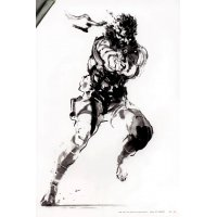 BUY NEW metal gear solid - 60498 Premium Anime Print Poster