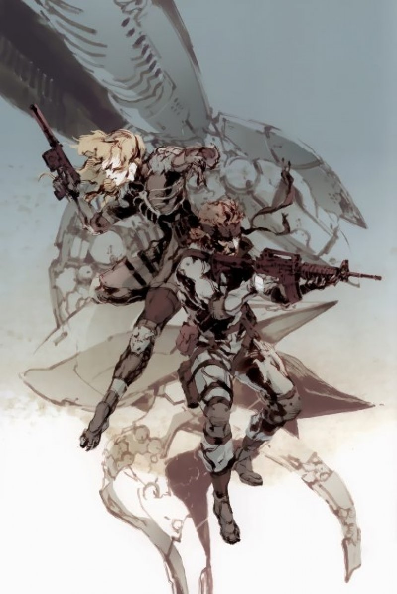 BUY NEW metal gear solid - 60499 Premium Anime Print Poster