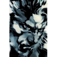 BUY NEW metal gear solid - 61202 Premium Anime Print Poster