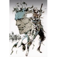 BUY NEW metal gear solid - 62148 Premium Anime Print Poster