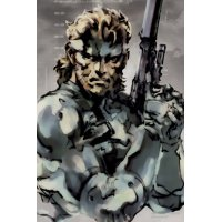 BUY NEW metal gear solid - 63137 Premium Anime Print Poster