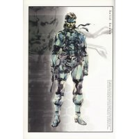 BUY NEW metal gear solid - 63141 Premium Anime Print Poster