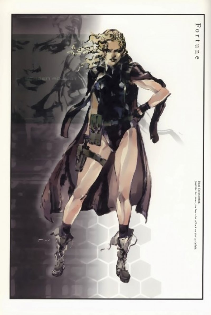 BUY NEW metal gear solid - 63582 Premium Anime Print Poster