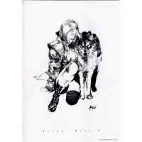 BUY NEW metal gear solid - 90448 Premium Anime Print Poster
