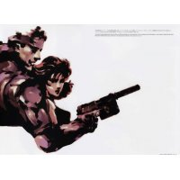 BUY NEW metal gear solid - 90837 Premium Anime Print Poster