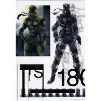 BUY NEW metal gear solid - 91239 Premium Anime Print Poster