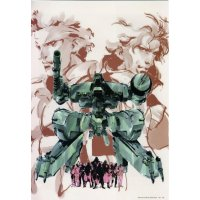 BUY NEW metal gear solid - 91573 Premium Anime Print Poster