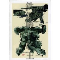 BUY NEW metal gear solid - 91574 Premium Anime Print Poster