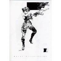 BUY NEW metal gear solid - 92320 Premium Anime Print Poster