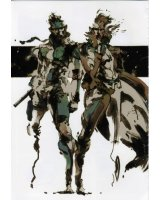 BUY NEW metal gear solid - 92882 Premium Anime Print Poster