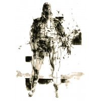BUY NEW metal gear solid - 9807 Premium Anime Print Poster