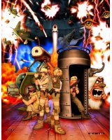 BUY NEW metal slug - 182515 Premium Anime Print Poster