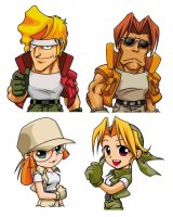 BUY NEW metal slug - 182524 Premium Anime Print Poster