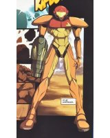 BUY NEW metroid - 22273 Premium Anime Print Poster