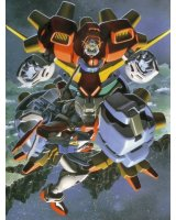 BUY NEW mobile fighter g gundam - 113252 Premium Anime Print Poster