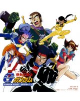 BUY NEW mobile fighter g gundam - 121067 Premium Anime Print Poster