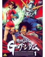 BUY NEW mobile fighter g gundam - 70473 Premium Anime Print Poster