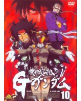 BUY NEW mobile fighter g gundam - 74255 Premium Anime Print Poster