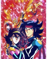 BUY NEW mobile fighter g gundam - 75858 Premium Anime Print Poster