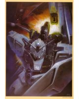 BUY NEW mobile suit gundam chars counterattack - 113923 Premium Anime Print Poster