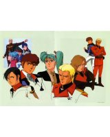 BUY NEW mobile suit gundam chars counterattack - 113924 Premium Anime Print Poster