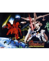 BUY NEW mobile suit gundam chars counterattack - 172337 Premium Anime Print Poster