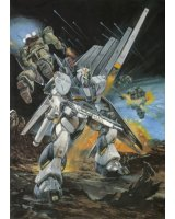 BUY NEW mobile suit gundam chars counterattack - 98887 Premium Anime Print Poster
