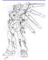 BUY NEW mobile suit gundam double zeta - 102403 Premium Anime Print Poster