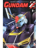 BUY NEW mobile suit gundam double zeta - 102557 Premium Anime Print Poster