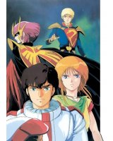 BUY NEW mobile suit gundam double zeta - 157379 Premium Anime Print Poster