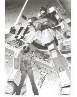 BUY NEW mobile suit gundam ecole du ciel - 125031 Premium Anime Print Poster