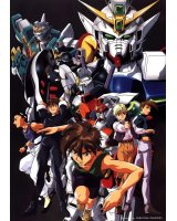 BUY NEW mobile suit gundam wing - 26057 Premium Anime Print Poster