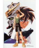 BUY NEW mobile suit gundam wing - 27880 Premium Anime Print Poster