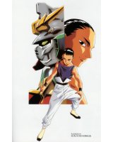 BUY NEW mobile suit gundam wing - 27882 Premium Anime Print Poster