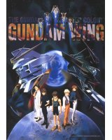 BUY NEW mobile suit gundam wing - 3382 Premium Anime Print Poster